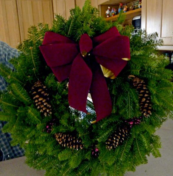 My Fir Balsam Wreath
