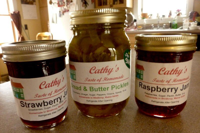 Cathy's Jam and Pickles