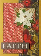 Faith - Merry Christmas