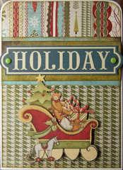 Holiday Sleigh