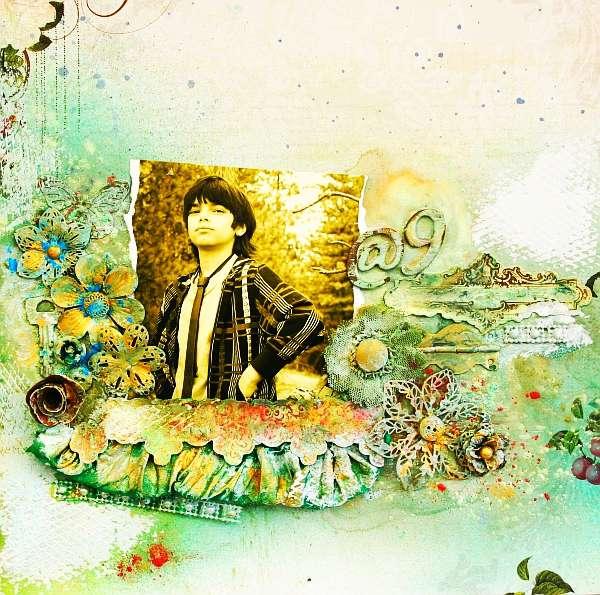 @9~ My Creative Scrapbook~