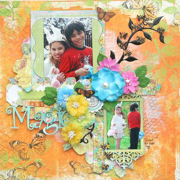 Easter Magic -Manor House Creations
