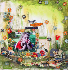 Spring is here~ My Creative Scrapbook~