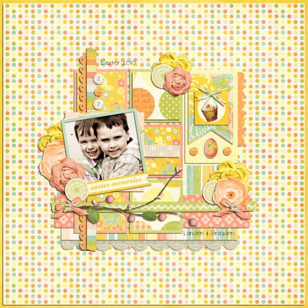 l & b Easter 2010
