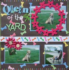 Queen of the Yard