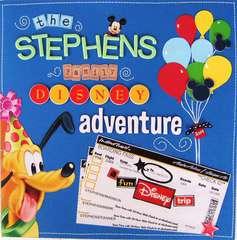 The Stephens Family Disney Adventure