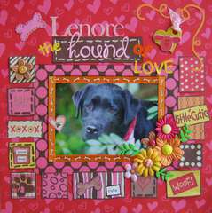 Lenore, The Hound of Love - No. 2 in the Bedlam Farm Series