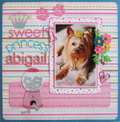 Sweet Princess Abigail