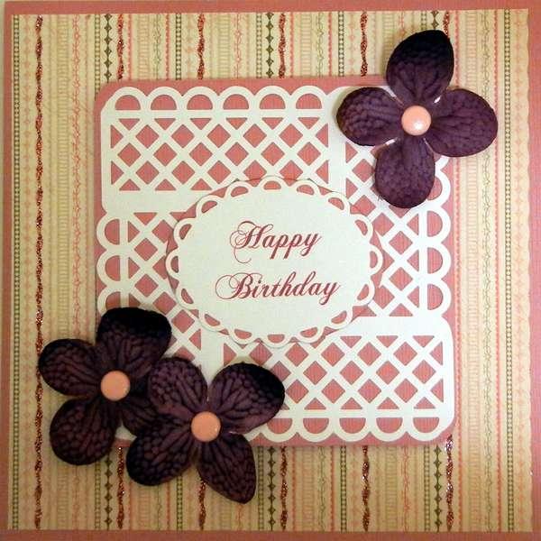 Birthday Card for DF