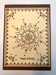 Hennah Elements - Birthday