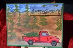 Christmas tree trip