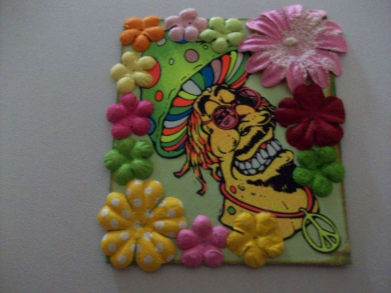 Hippy- Flower Power