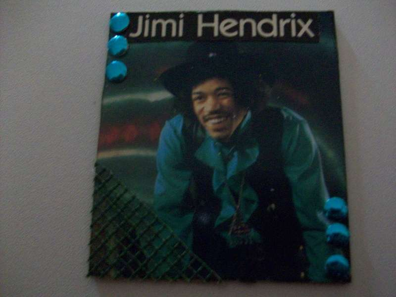 Jimi Hendrix ATC