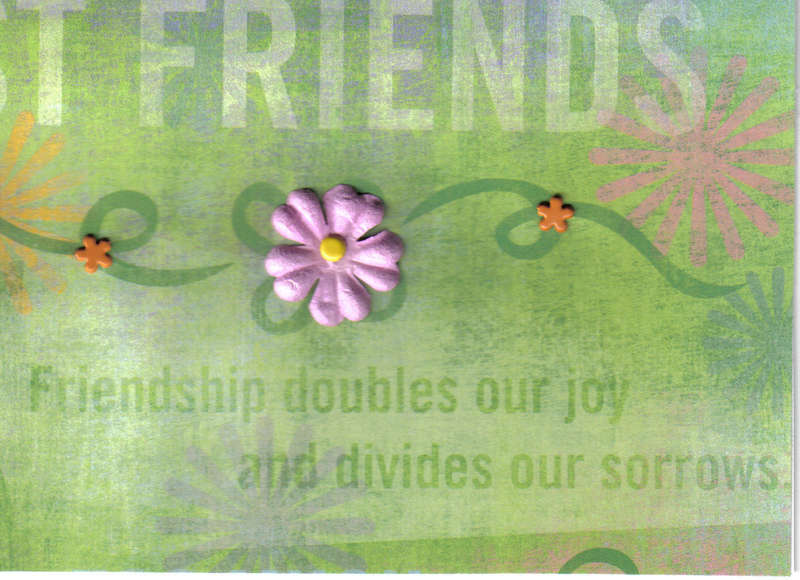 Friendship Card 01