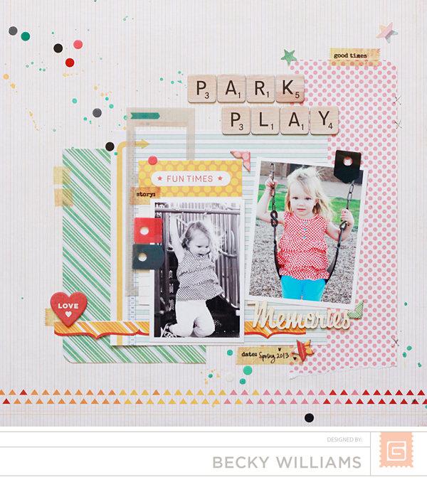 Park Play *BasicGrey Capture
