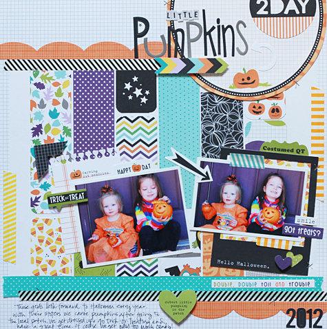 Little Pumpkins **Brand New Bella Blvd