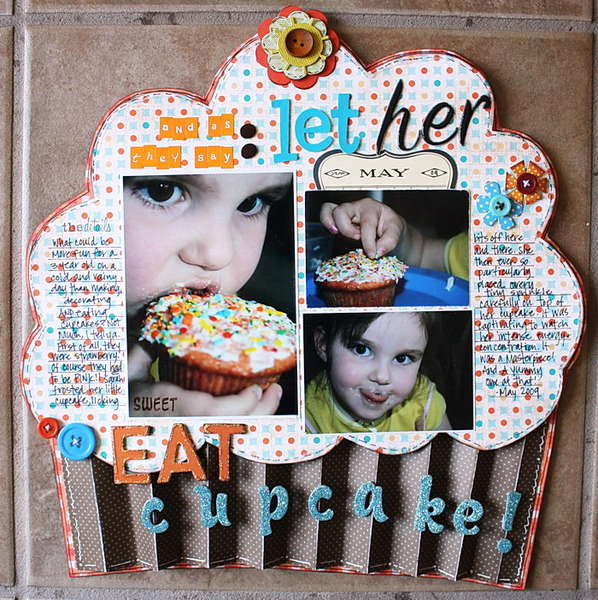 Let Her Eat Cupcake