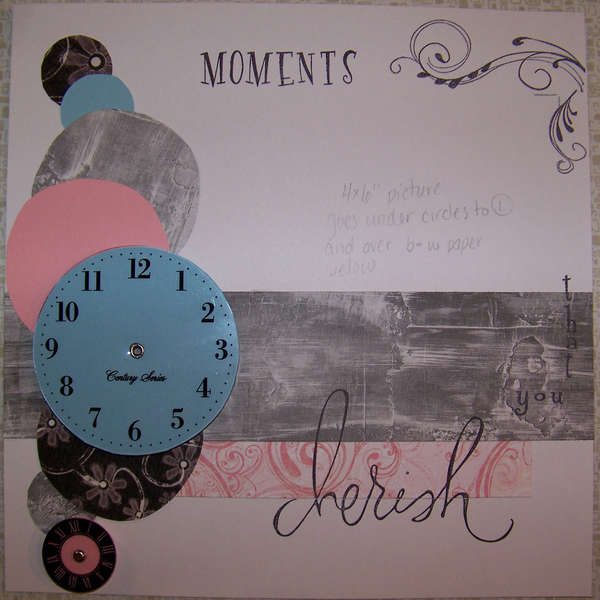 Moments that you Cherish