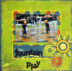 fountain play