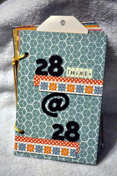 28 Things @ 28 mini