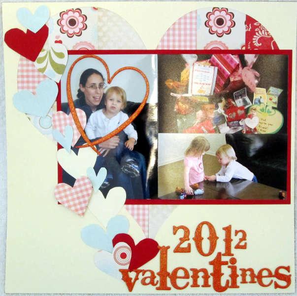 2012 Valentines