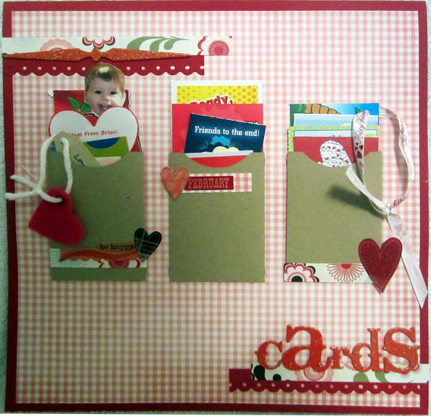 Valentine's Cards 2012