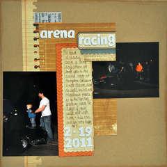 arena racing
