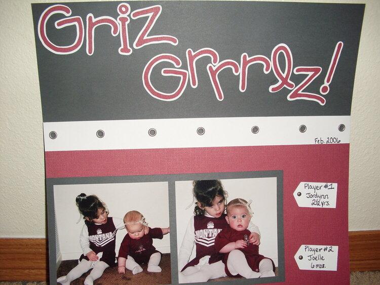 Griz Grrrlz!