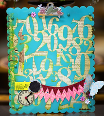 Decorative Clipboard by Adora
