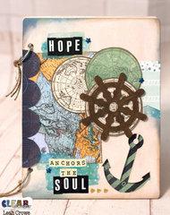 Hope Anchors the Soul Wood Album