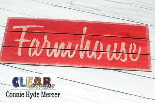 Farmhouse Wood Pallet Sign