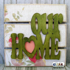 Our Home Wood Pallet