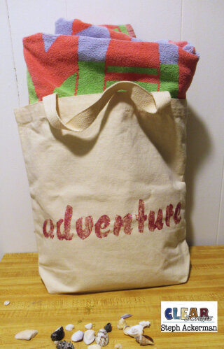 Adventure Canvas Bag