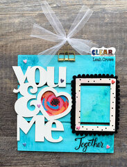 You and Me Square Medium DIY Pallet