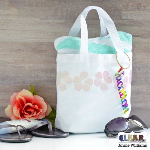 Color Changing Vacation Tote