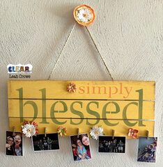Simply Blessed Home Decor