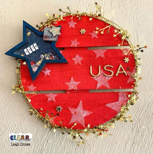 USA Circle Pallet