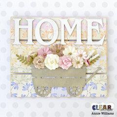 Springtime Home Pallet