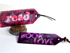 Summer Reading Bookmarks by Pinky