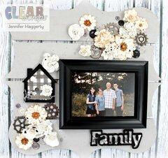 Family Deco DIY Pallet Shape
