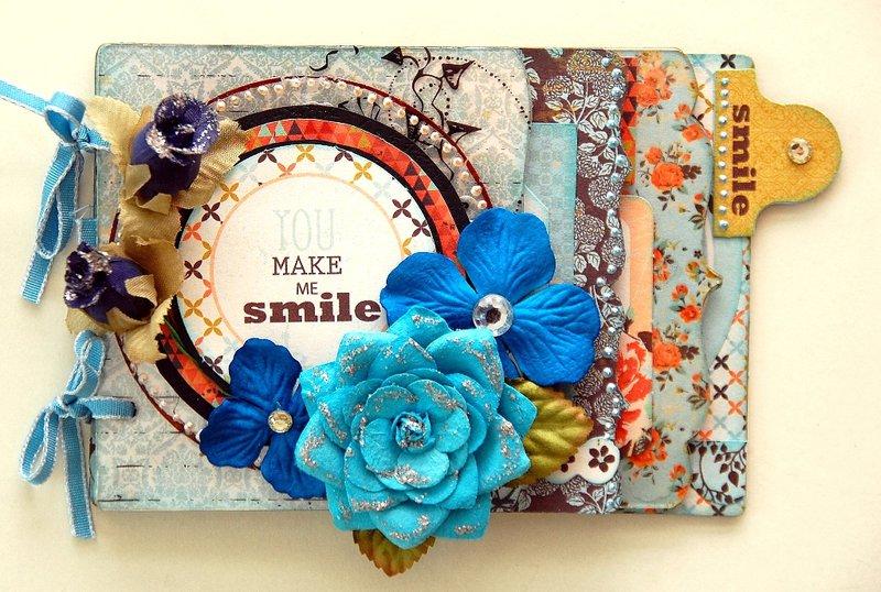 Smile Mini Album By Irene Tan