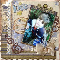 Post Card Love