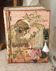 Mothers Day Wooden Book *Graphic 45*