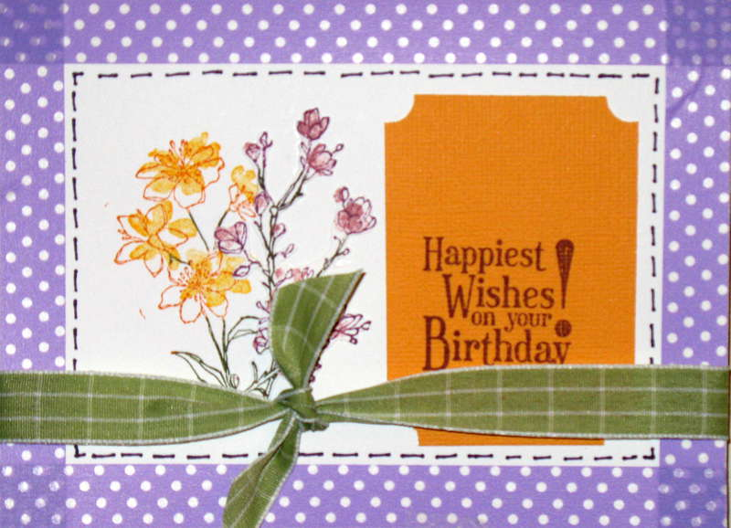 Happiest wishes on your Birthday