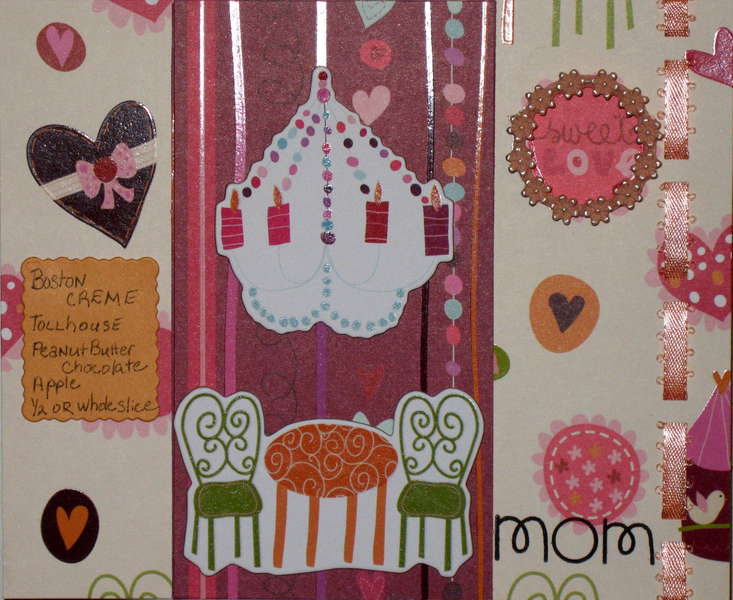 Mothers Day card for middle dd
