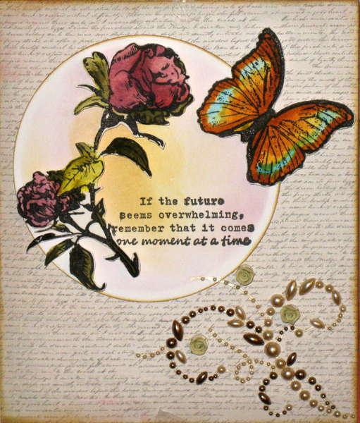 Sympathy card for very dear friend