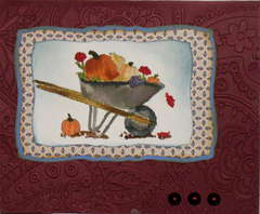 Fall birthday card