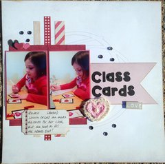 class cards