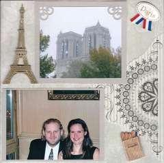 Engagement in Paris 2