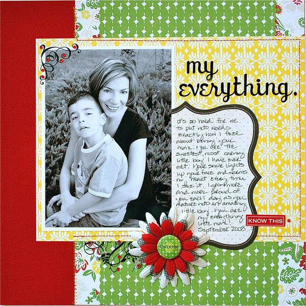 my everything.